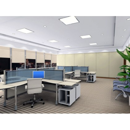 Светильник Diora office Ultra Slim Prizma 40