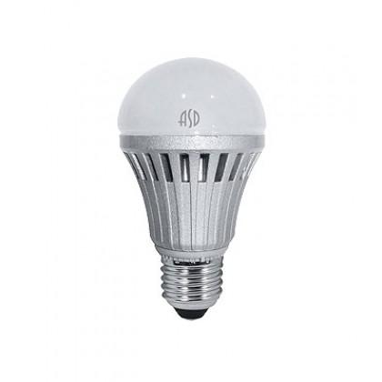 Лампа светодиодная LED-A60-Econom 11Вт 220В Е27 4000К 900Лм ASD