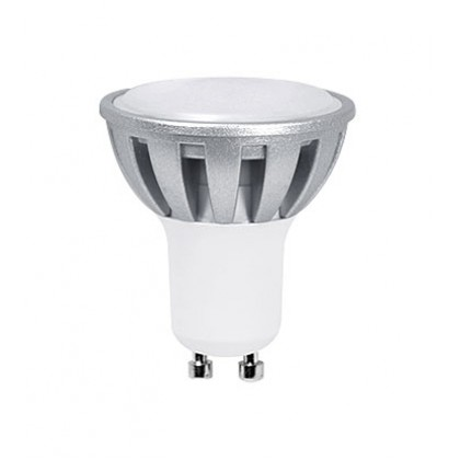 Лампа светодиодная LED-JCDRС 7.5Вт 220В GU10 3000К/4000К 600Лм ASD