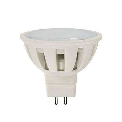 Лампа светодиодная LED-JCDR 3Вт 220В GU5.3 3000К/4000К 250Лм ASD