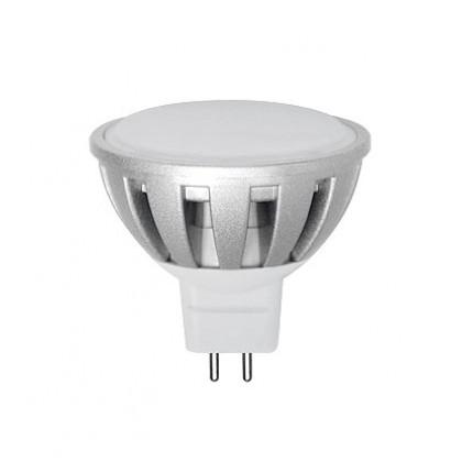 Лампа светодиодная LED-JCDR 7.5Вт 220В GU5.3 3000К/4000К 600Лм ASD