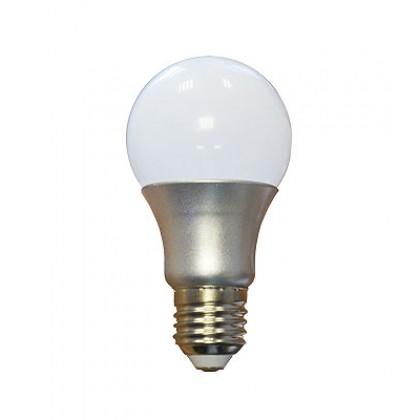 Лампа светодиодная LED-A60-econom 5Вт 220В Е27 3000К 400Лм ASD