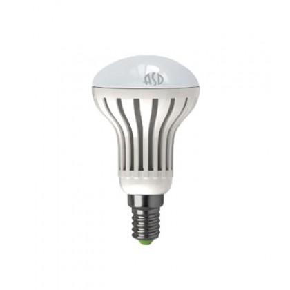 Лампа светодиодная LED-R50-econom 5.0Вт 220В Е14 3000К 400Лм ASD