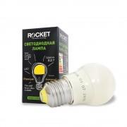 Лампа светодиодная Rocket 5W 3000K E27 Premium