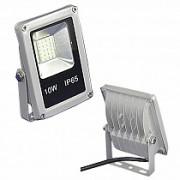 Светодиодный прожектор 10W, 1000 Лм, 6500К, 220 В