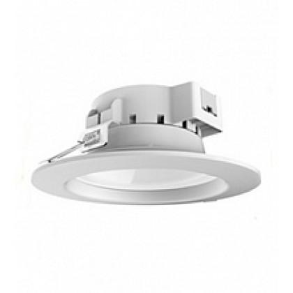 Даунлайт светодиодный DL-1561 15Вт 160-260В 6500К 1200Лм 135/105мм белый SMD ASD