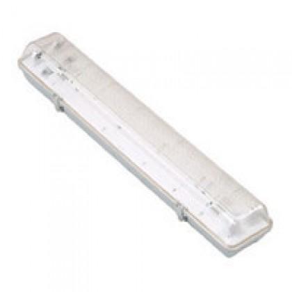 Светильник влагозащищенный ЛСП-456 2х18Вт Т8/G13 IP65 ASD