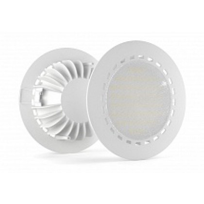 LuxON Round 18W, 5000К, 1760лм, 18Вт, 220VAC, IP20