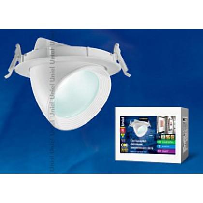 Светильник направленного света 10 Вт, 510 Лм, нейтральный белый, IP20 Uniel
