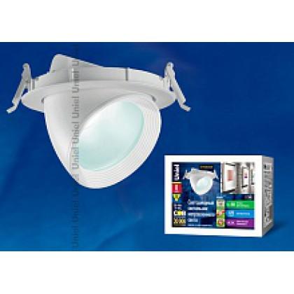 Светильник направленного света 8 Вт, 470 Лм, нейтральный белый, IP20 Uniel