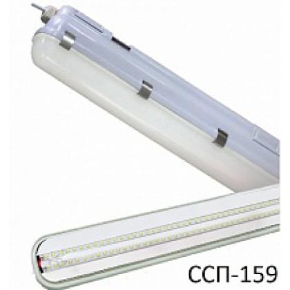 Светильник влагозащищенный ССП-159 36Вт 160-260В 6500К IP65 1240мм ASD