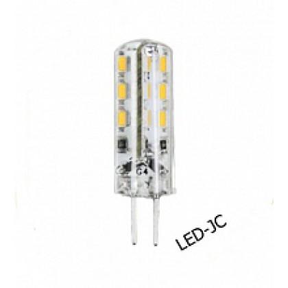 Лампа светодиодная LED-JC-standard 3Вт 12В G4 4000К ASD