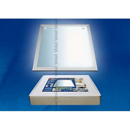 Панель светодиодная диммируемая ULP-6060 DIM 36Вт 220В 6500К 2150Лм 595х595мм Uniel