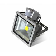 Прожектор светодиодный СДО-2Д-20 20Вт 160-260В 6500К 1600Лм с датчиком движения IP65 ASD