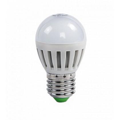 Лампа светодиодная LED-ШАР-standard 5.0Вт 160-260В Е27 4000К 400Лм ASD