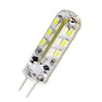 Лампа светодиодная LED-JCD-standard 2Вт 160-260В GY6,35 4000К 150Лм ASD