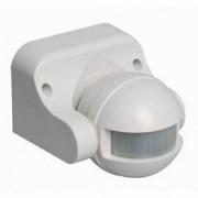 Датчик движения инфракрасный ДД-009-W  1200Вт 180 гр,12м IP44 белый ASD