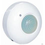 Датчик движения инфракрасный ДД-020B-W  800Вт 360 гр,6м IP33 белый ASD