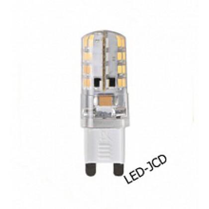 Лампа светодиодная LED-JCD-standard 3.0Вт 160-260В G9 4000К 250Лм ASD