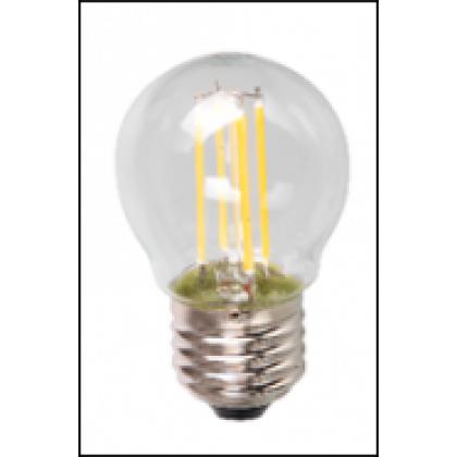 Лампа светодиодная LED-ШАР-PREMIUM 5.0Вт 160-260В Е27 3000К 450Лм прозрачная ASD