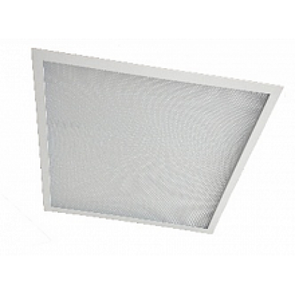 Панель светодиодная LP-eco 36Вт 160-260В 6500К 3000Лм 595х595х25мм ASD + БП