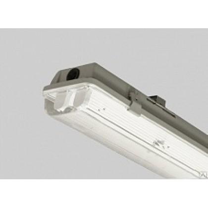 Светильник влагозащищенный ССП-456 2х18Вт LED-Т8R/G13 IP65 ASD с лампами