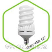Лампа энергосберегающая SPIRAL-econom  40Вт 220В Е27 6500К 1800Лм ASD