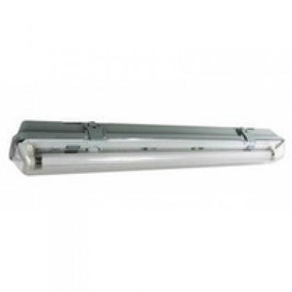 Светильник влагозащищенный ЛСП-456 1х18Вт Т8/G13 IP65 ASD