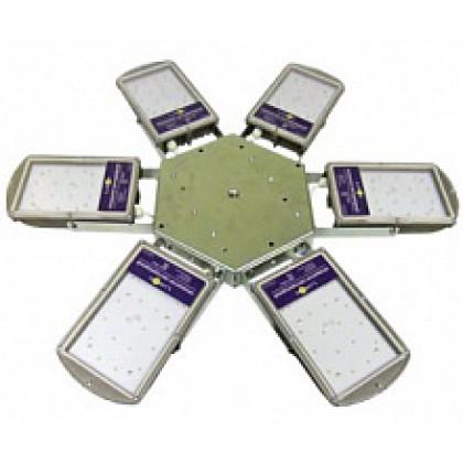 Сборка Turtle 35W2x4, 4шт + консоль + 1шт источника тока, 150Вт, 16800лм