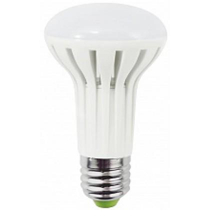 Лампа светодиодная LED-R63-standard 8.0Вт 160-260В Е27 4000К 650Лм ASD