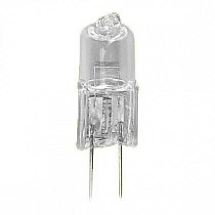 Лампа галогенная JC 20Вт 12В G4 290Лм ASD