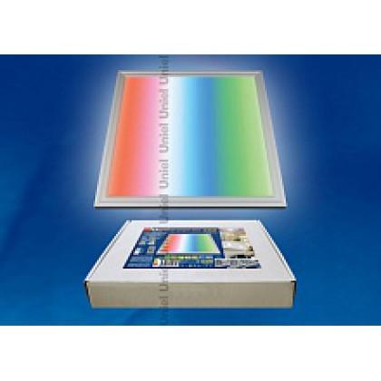 Панель светодиодная многоцветная ULP-6060 RGB 36Вт 220В 1080Лм 595х595мм Uniel