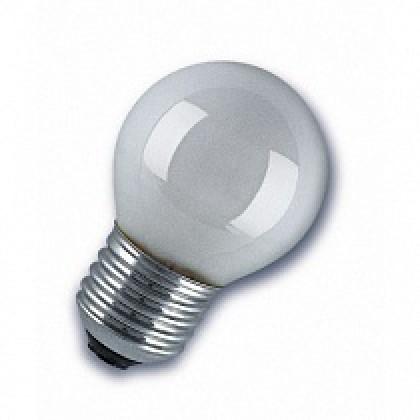 Лампа накаливания ШР P45 60Вт 220В Е27 МТ  630Лм ASD
