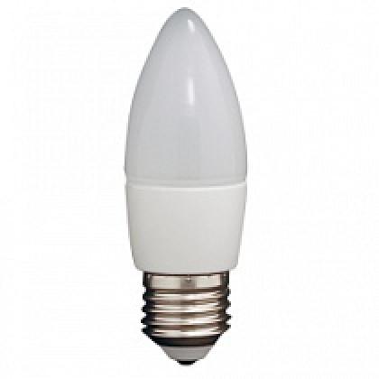 Лампа светодиодная LED-СВЕЧА-standard 5.0Вт 160-260В Е27 3000К 400Лм ASD