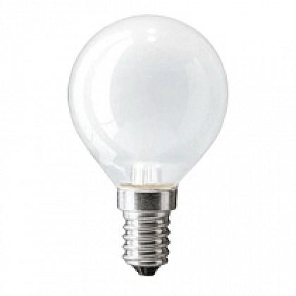 Лампа накаливания ШР P45 40Вт 220В Е14 МТ  380Лм ASD