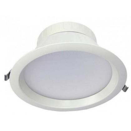Встраиваемый светодиодный точечный светильник LED Downlight Luna 20W, Shine