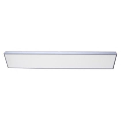Офисный светодиодный светильник СЭС-01-20 (30 Вт, 1200/200 мм, опал, Samsung)