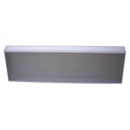 Офисный светодиодный светильник СЭС-01-20 (1200/600 мм, призма, Samsung)