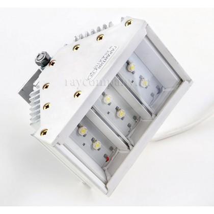 Взрывозащищённый светодиодный светильник АТ-ДСП-33-4000-Ex серия Арсенал