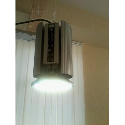 Взрывозащищённый подвесной промышленный LED светильник Ех-ДСП 01-130-50-ххх