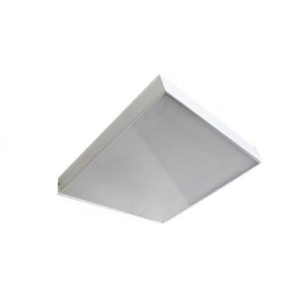 Накладной офисный светодиодный светильник СПВО-32-NS