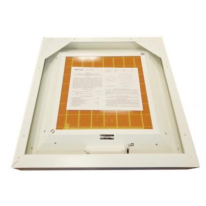 Накладной светодиодный офисный светильник СПВО-32-WP