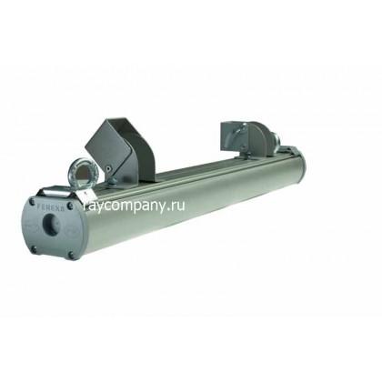 Взрывозащищенный светодиодный светильник Ex-ДСО 05-45-50-Д