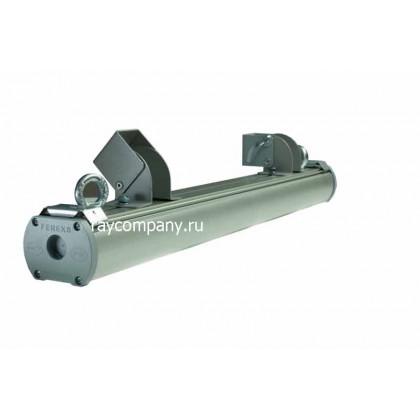 Взрывозащищенный светодиодный светильник Ex-ДСО 0х-45-50-Д