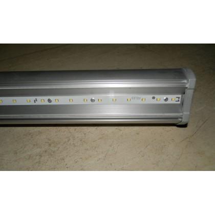 Взрывозащищенный светодиодный светильник Ex-ДСО 0х-65-50-Д