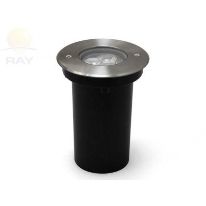 Грунтовый светильник A2CD0318R DC24V 6W IP67 d116*H73 RGB