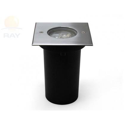 Грунтовый светильник A2CD0318S DC24V 6W IP67 H73 (116*116) RGB