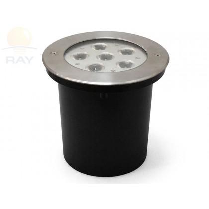 Грунтовый светильник B2AE0602R AC240V 13W IP67 30' d165*H53 (Зеленый)