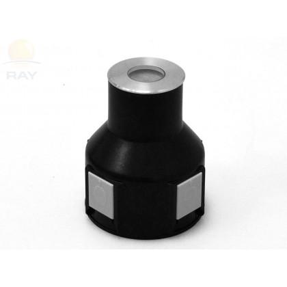 Грунтовый светильник B2AR0106 DC24V 3.6W 30' IP67 d50*H71 RGB