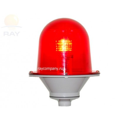 ЗОМ-80LED >32cd, тип «Б», 30-265V AC/DC, IP54
